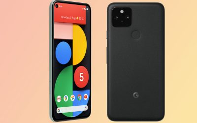 Google Pixel 5: Compact and Affordable