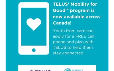 TELUS' Mobility for Good Program