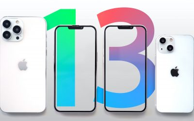 All about the NEW iPhone 13